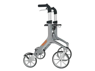 Trustcare Let's Fly Rollator Utomhus / Silver