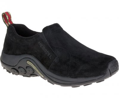 merrell jungle moc dam midnight svart promenadsko slipon slipin