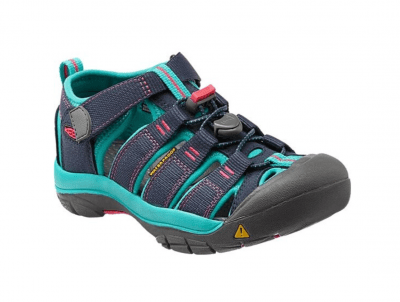Keen Newport II H2 barn junior sandal midnight navy baltic