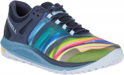 Merrell Nova Rainbow Mountain Collection Herr Promenadsko Joggingsko Fotriktig Anatomisk