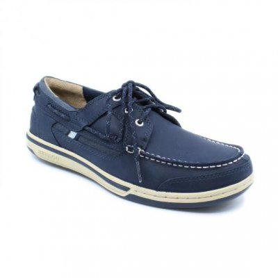 Sebago Triton Three Eye Navy