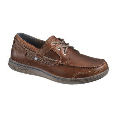 Sebago Triton Three Eye / Oil Dark Brown