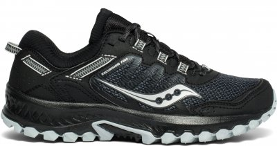Saucony Women's Excursion TR13 / Black trail running löparsko promenadsko joggingsko träningssko