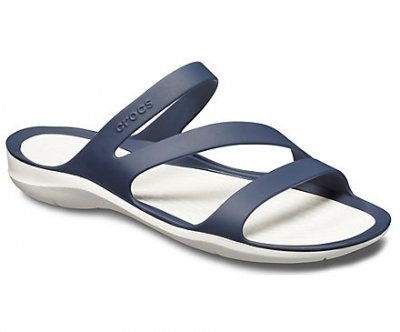 Crocs Women's Swiftwater™ Sandal / Navy Vit